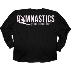 Custom Gymnastics Game Day Jersey
