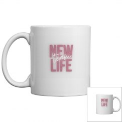 Team New Life Coffee Mug