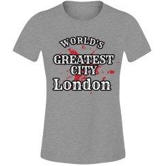 world's greatest city....