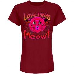 Love Pinks Meowt