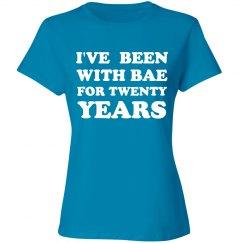 Been With Bae For Twenty Years