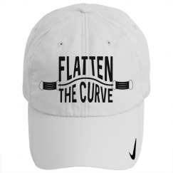 Flatten the Curve Hat