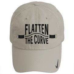 Flatten the Curve Hat