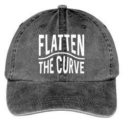 Flatten the Curve Hat 2