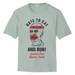 Eat & Zombie Run