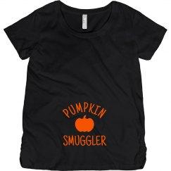 Pumpkin Smuggler Preggers