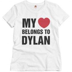 My heart belongs to Dylan
