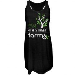 4th Street Farms Racerback Dress