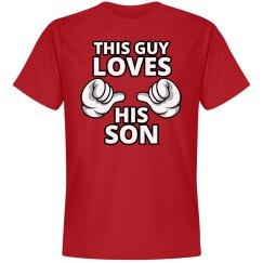 Guy Loves Son