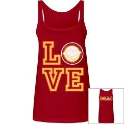 SGAC Greco LOVE *Red*