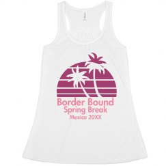 Mexico Spring Break Tank