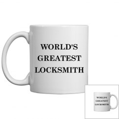 World's greatest Locksmith