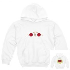 Noodlitude youth heavy hoodie
