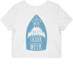 My Shark Week