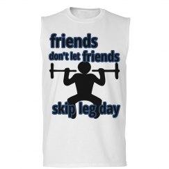 Leg Day Friends