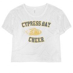 CBHS Football Cheer Top