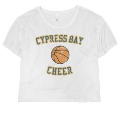 CBHS BB Cheer Top