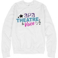 Unisex Theatre Sweatshirt