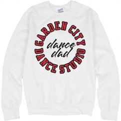GCDS Dance Dad Crewneck