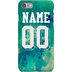 Custom Phone Case Sports Girl