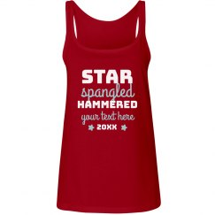 Star Spangled Hammered July 4th