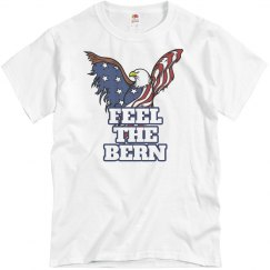 Feel The Bern Eagle