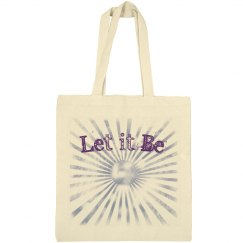 Let It Be Tote