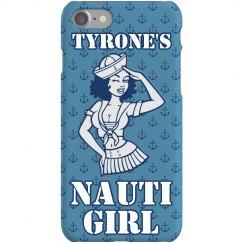 Tyrone's Nauti Girl