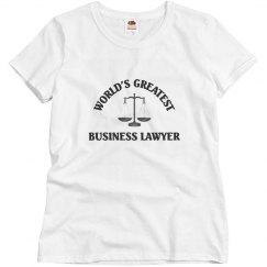 Greatest business lawyer
