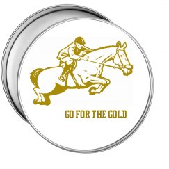 """Go for Gold"" Jumper Treat Tin"