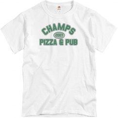 Champs 3 - White, Green & Grey