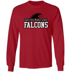 Falcons long