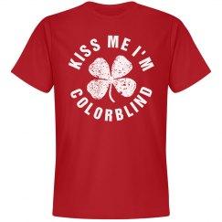 Kiss Me I'm Red