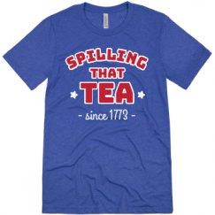 Unisex Triblend Tee