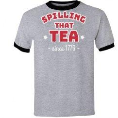 Unisex Ringer Tee