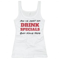 Your Bar Drink Specials