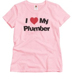 I love my Plumber