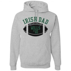 Irish Football Dad