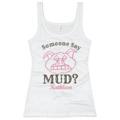 Funny Mud Run Girl 2
