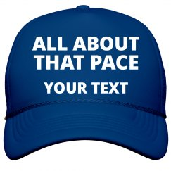 Runners All About That Pace