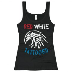 Red, White & Tattooed (Women)
