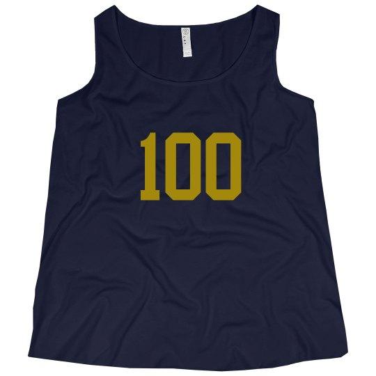 Be 100 Curvy Tank