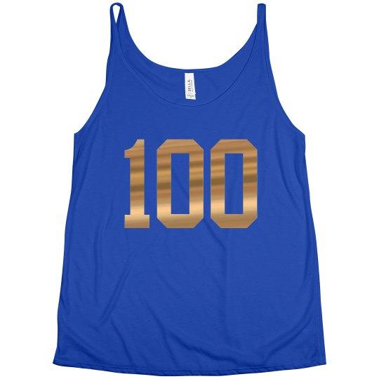 Be 100 Flowy Tank