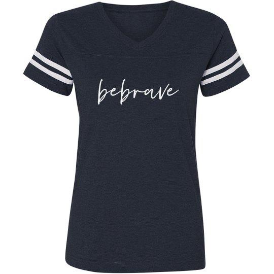 Be Brave tee2