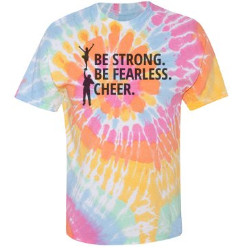 Be Fearless And Cheer