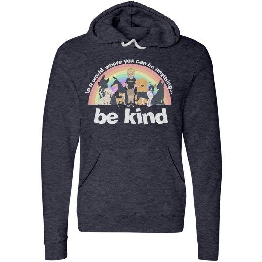 Be Kind Unisex Hoodie