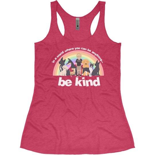 Be Kind Women Tanktop