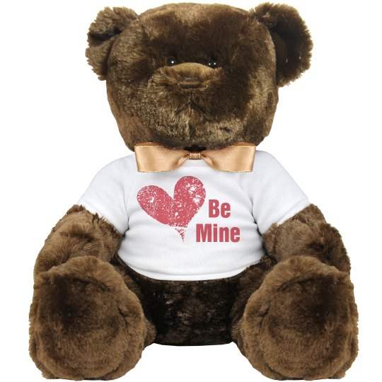 Be My Valentine TeddyBear