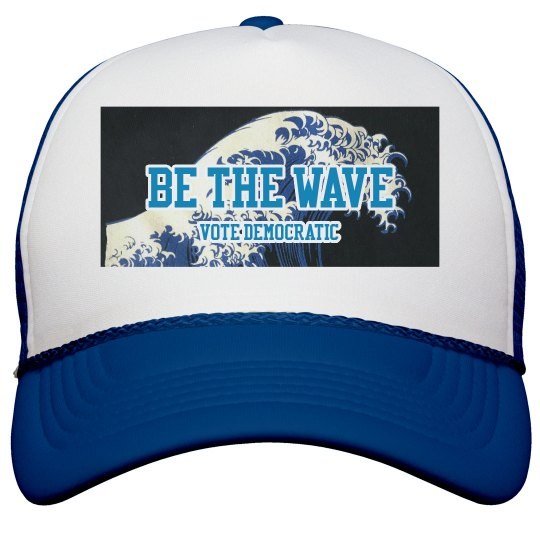 BE THE WAVE HAT