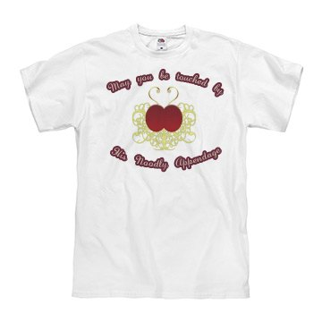 Be Touched men's tee